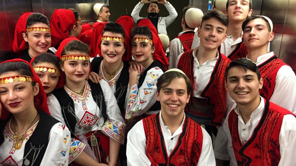 Kosova'nın 11.Bağımsızlık Günü Kutlamaları İstanbul