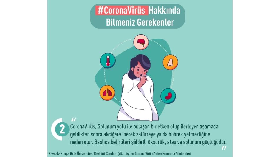 Covid-19 (Koronavirüs) Hakkında Bilmemiz Gerekenler!..